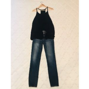 American Eagle XS outfit bundle! Tank and Jeans!